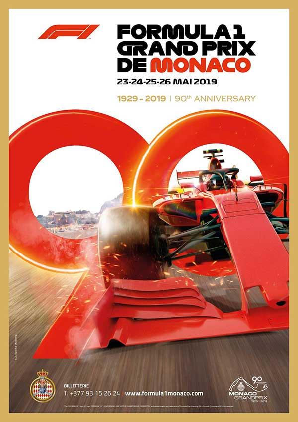 Grand-Prix-Monaco-F1-2019